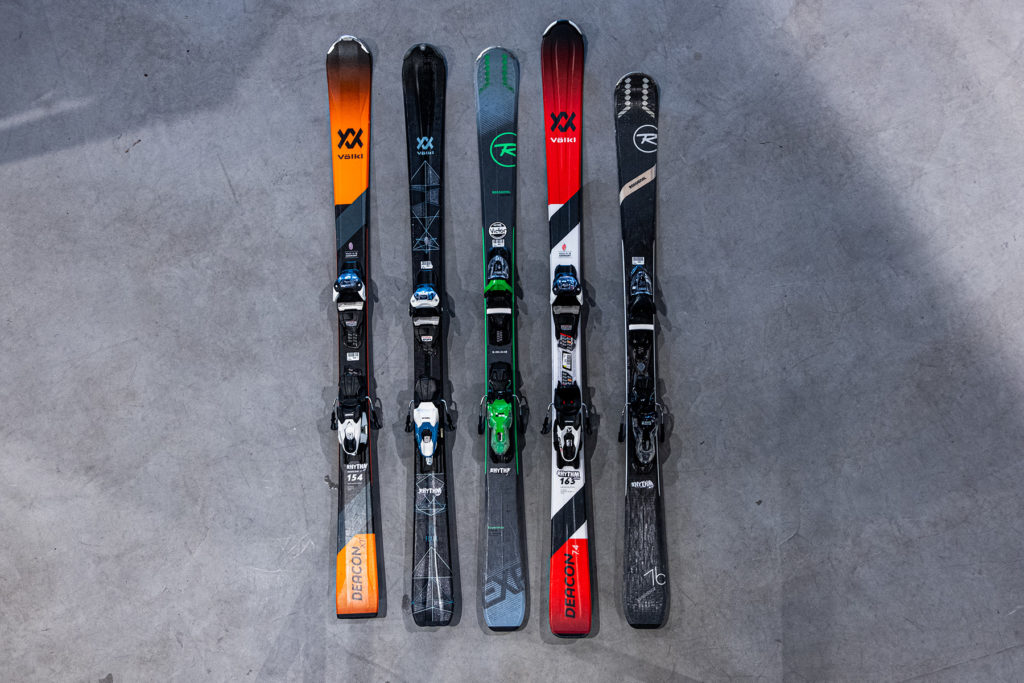 Rhythm Japan is the best place to rent ski and snowboard equipment.