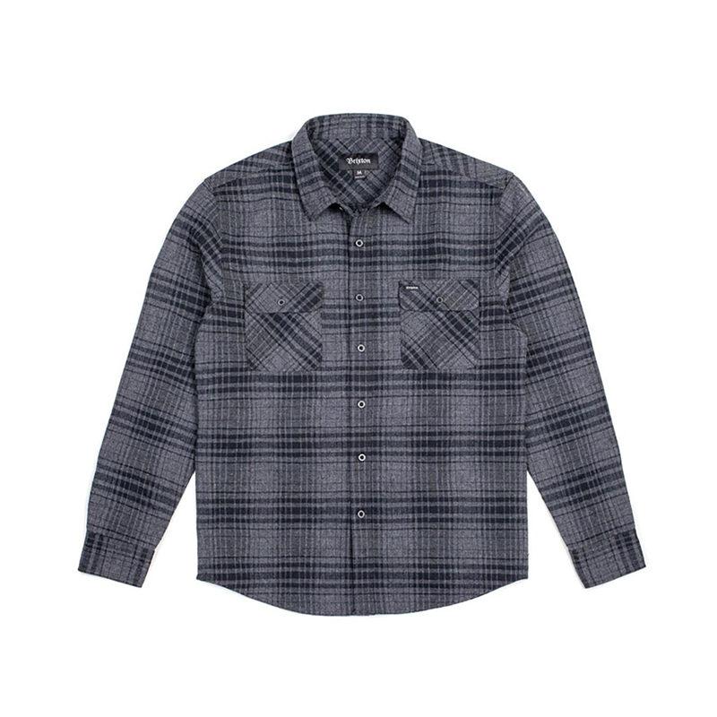 Brixton bowery flannel