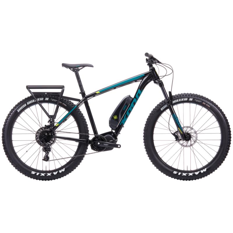 自転車レンタル electric mountain bike