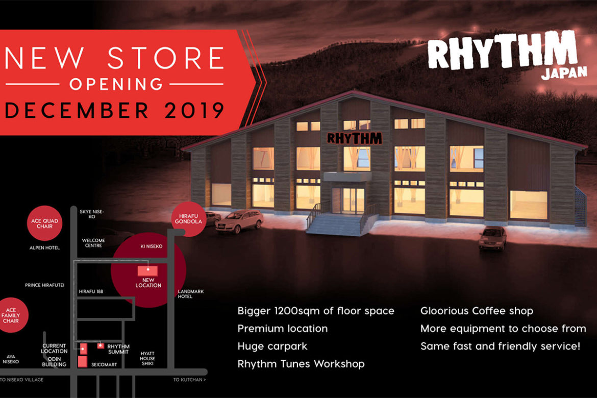 Ten Things to Love about Niseko's New Ski and Snowboard Shop, Rhythm Base.