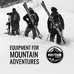 Equipment for Mountain Adventures