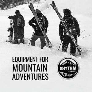 Equipment for Mountain Adventures