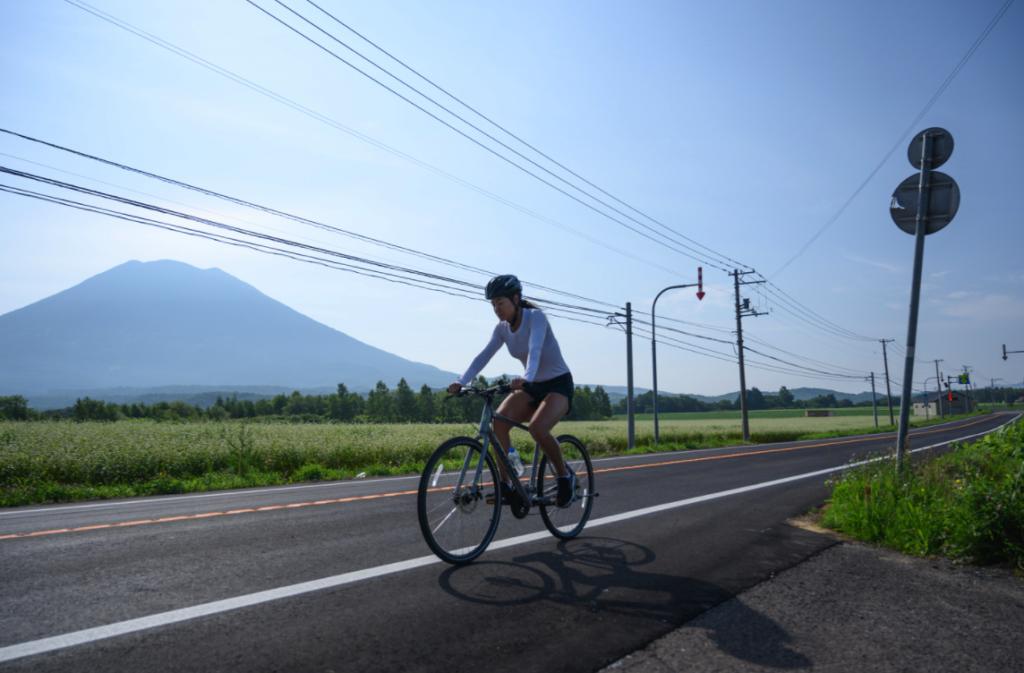 Five Ways to Enjoy Bike Riding in Niseko