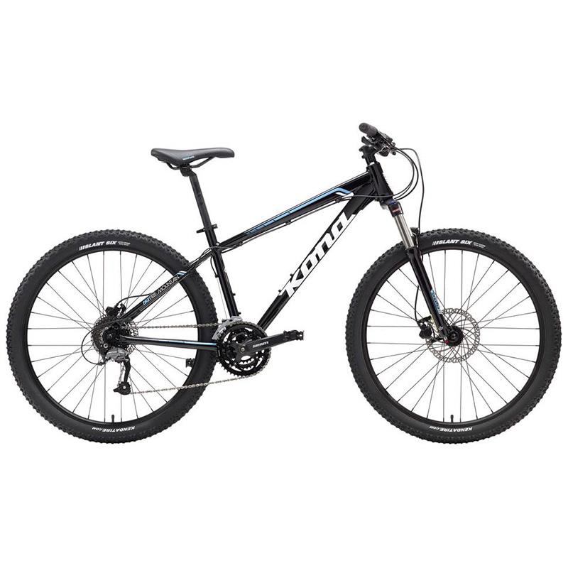 Standard bike-kona-fire mountain