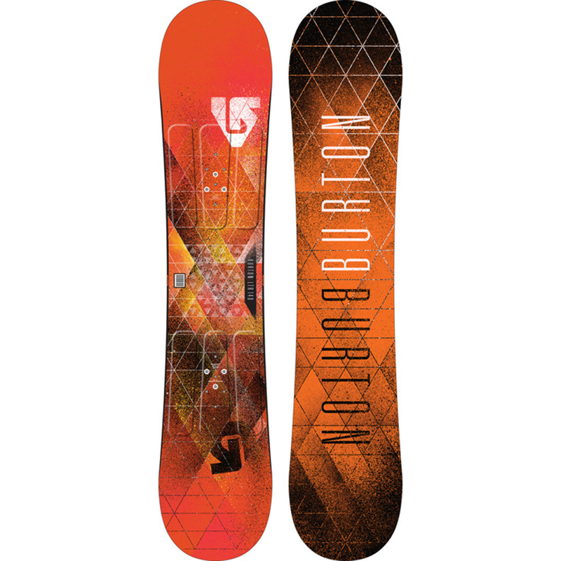 burton LTR orange