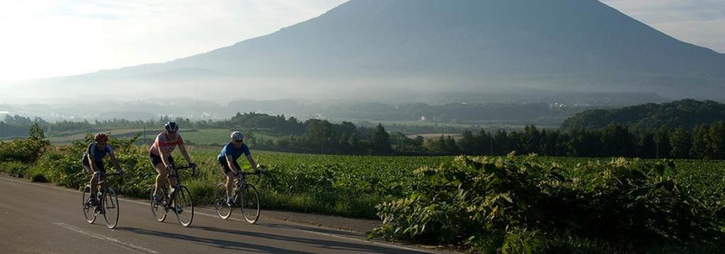 cycling-in-niseko