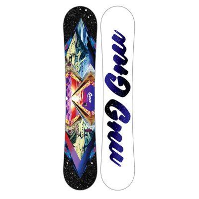 gnu velvet guru women snowboard