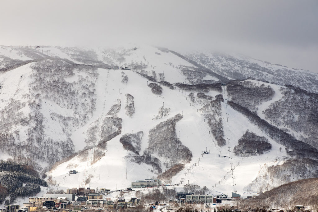Niseko is Asia's most popular destination for skiing and snowboarding.