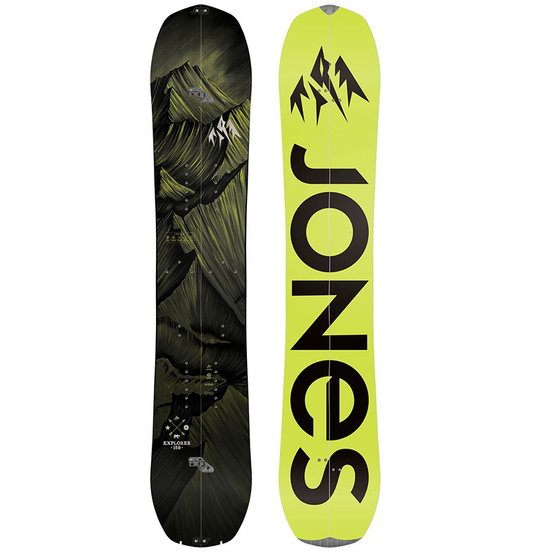 jones splitboard