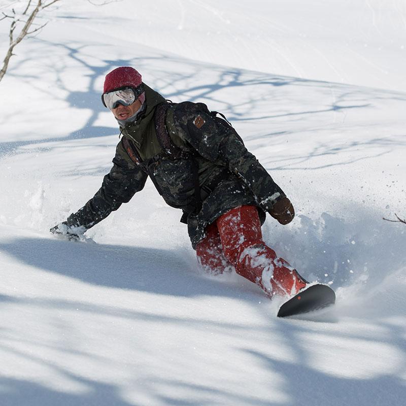 Rental Snowboard
