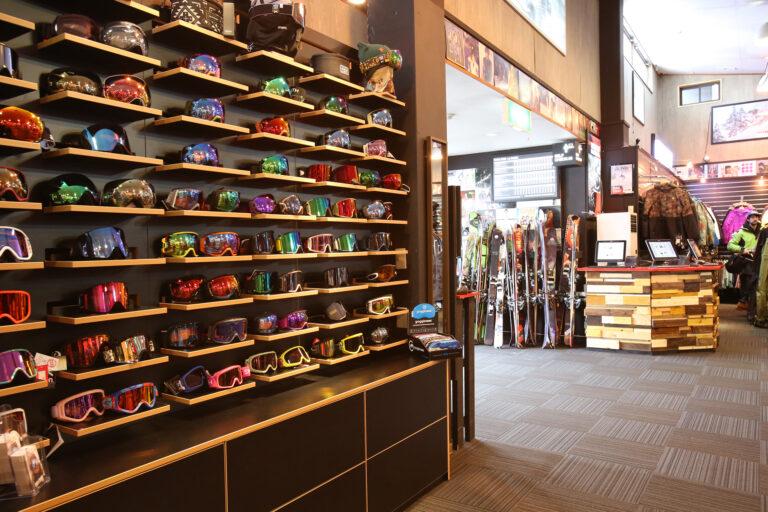 rhythm hakuba retail store