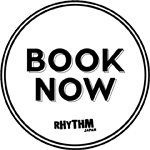 Rhythm Niseko Ski Rental Book Now Logo