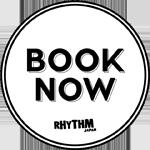 Rhythm Hakuba Ski Rental Book Now Logo