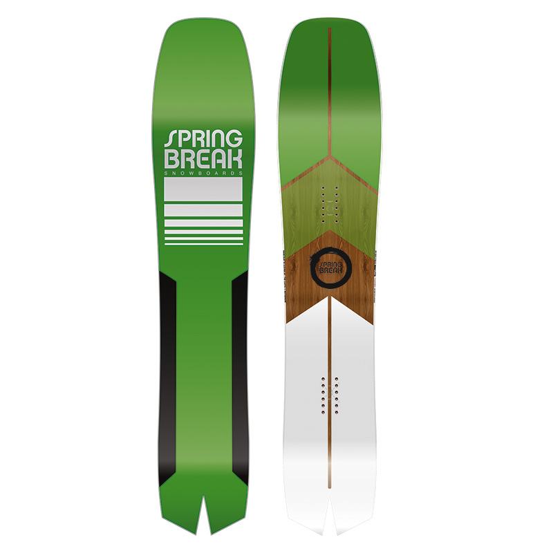 42983c7d71d Capita Spring Break Powder Glider - Ski Hire   Snowboard Hire In ...